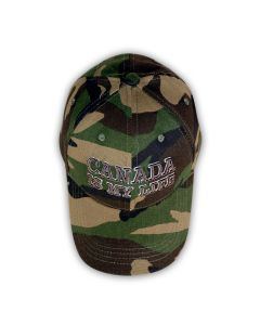 CANADA IS MY LIFE Baseball Cap - Camo