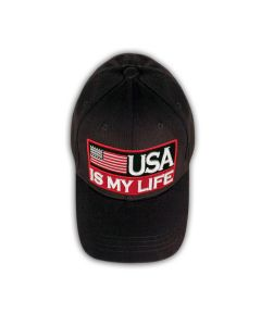 USA IS MY LIFE Baseball Cap
